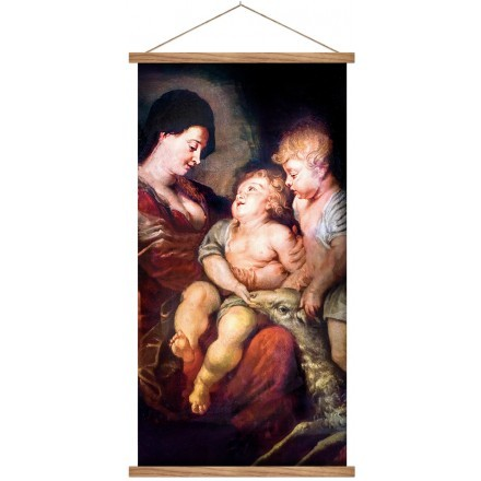 Mary Baby Jesus Saint John