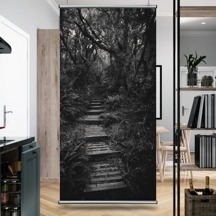 Σκάλα στη ζούγκλα