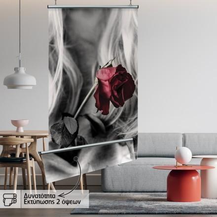 Μαραμένο τριαντάφυλλο