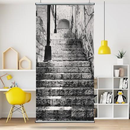 Σκαλιά σε κάστρο