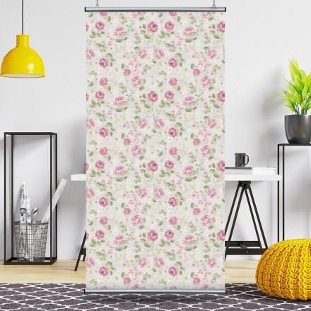 Ροζ floral