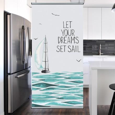 Άσε τα όνειρά σου να ταξιδέψουν