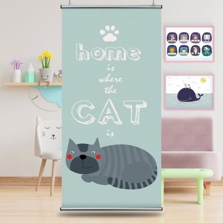 Σπιτική γάτα