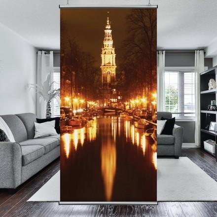 Άμστερνταμ τη νύχτα