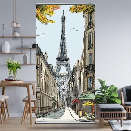 Το Παρίσι σε ελαιογραφία