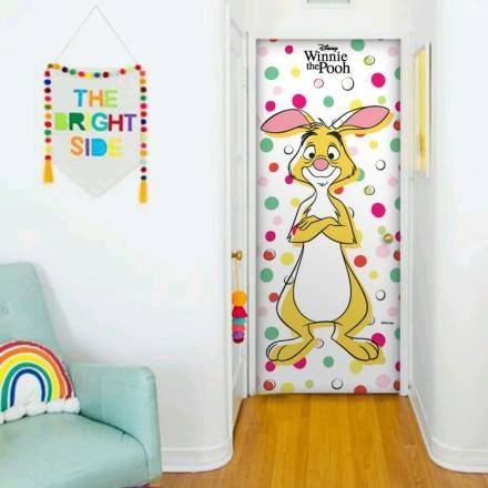 Polka dots, Rabbit, Winnie the Pooh