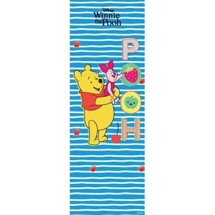 Blue Stripes, Winnie the Pooh