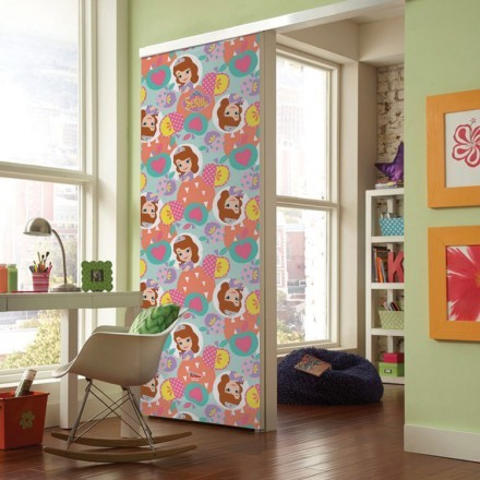 Pattern with Sofia the First