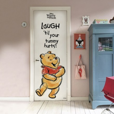 Laugh til your tummy hurts!, Winnie the Pooh