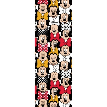 Minnie Mouse με διαφορετικούς φιόγκους