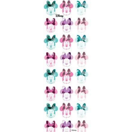 Μίνι Μάους, πολύχρωμες φατσούλες