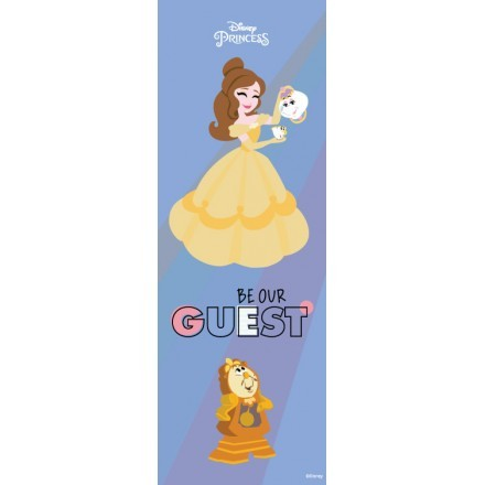 Be our guest, Belle