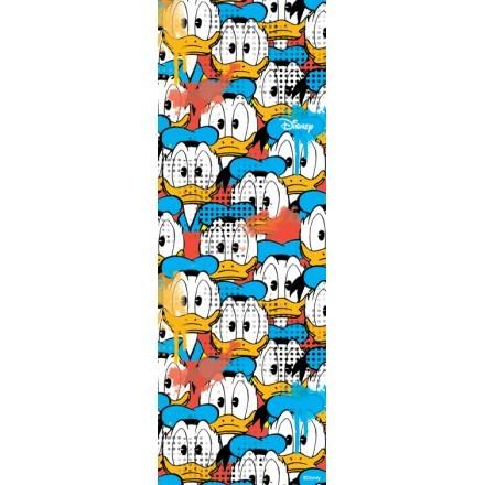Μοτίβο με το πρόσωπο του Donald Duck!