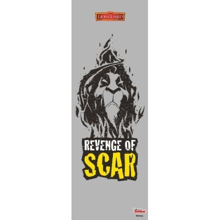 Revenge of scars, The Lion Guard