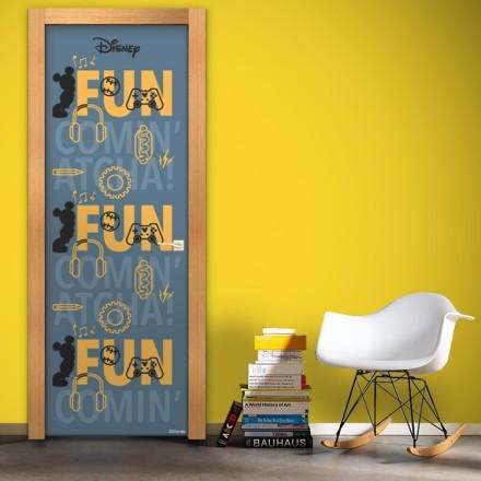 Fun, Mickey Mouse