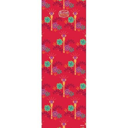 Κόκκινο μοτίβο με λουλούδια, Elena of Avalor