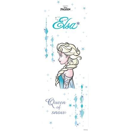 Face of Elsa, Frozen