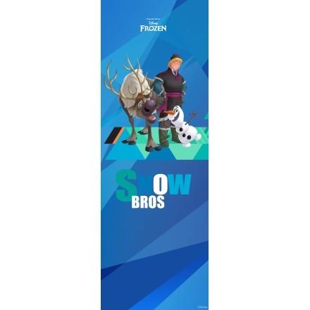 Kristof, Olaf, Sven, Frozen
