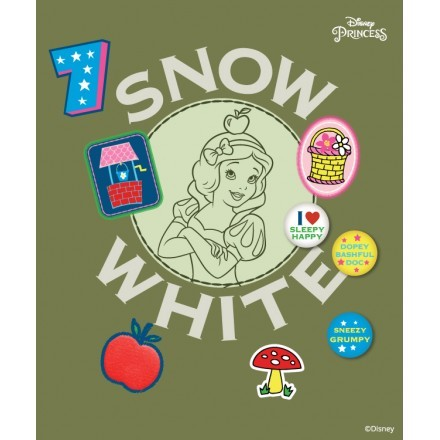 Snow White, 7 !