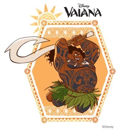 Moana και Maui