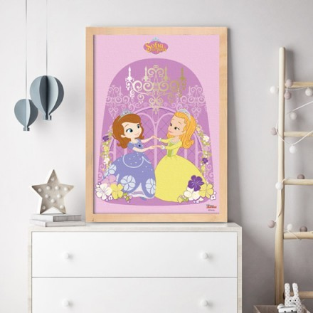 Sofia The First is Dancing