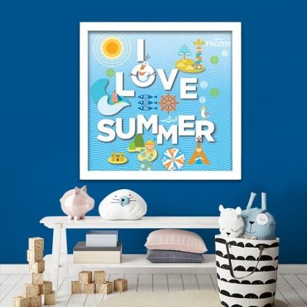 Αγαπώ το καλοκαίρι!