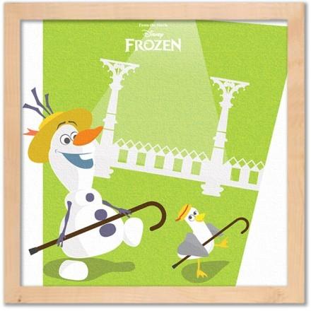 Ο Όλαφ χορεύει, Frozen!