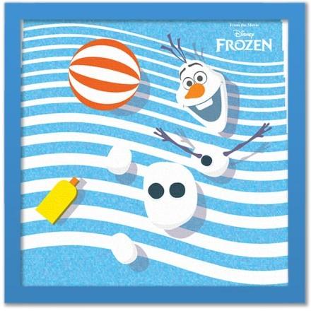 Ο Όλαφ στην παραλία, Frozen!