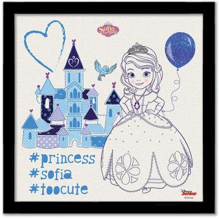 #Princess Sofia the First!
