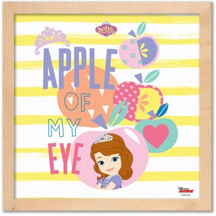 Apple of my eye, Sofia the first