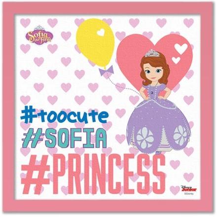 #too cute, Sofia the first!