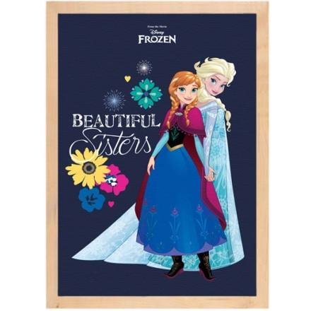 Beautiful sisters, Frozen