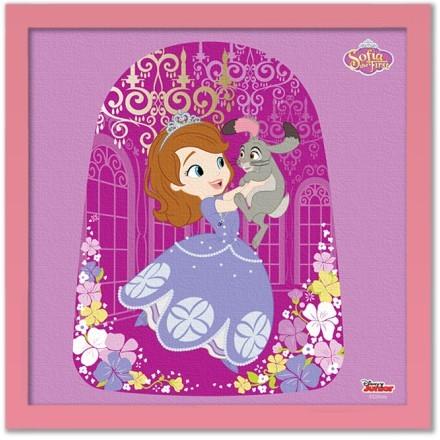 Η Σοφία η πριγκίπισσα και το κουνελάκι!