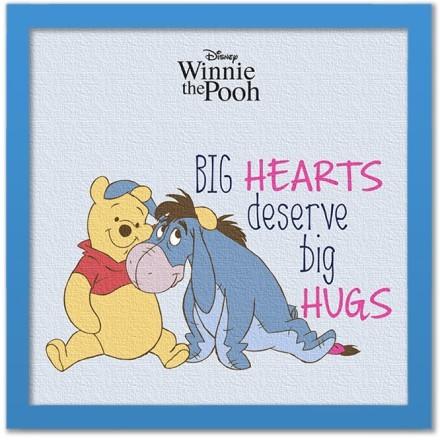Big hearts, big hugs!
