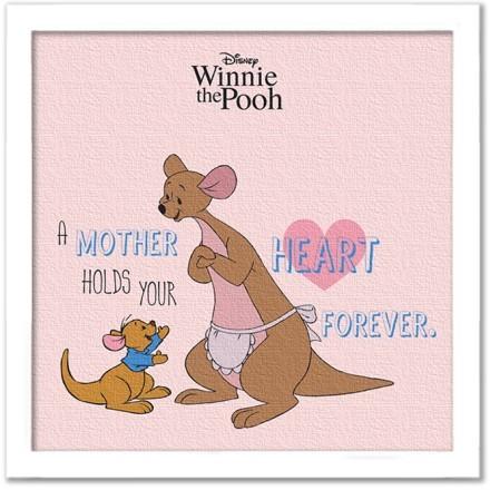 H καρδιά της μάνας, Winnie the Pooh!