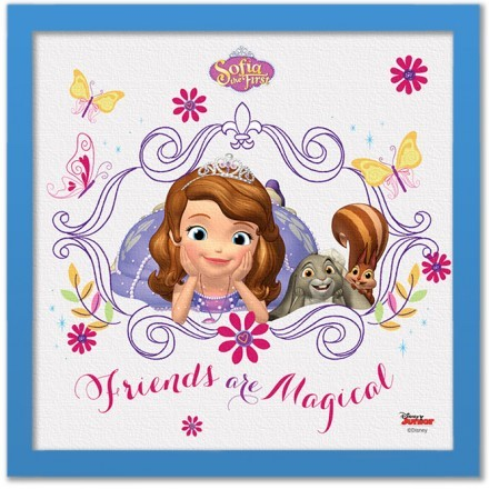 Friends are magical,Sofia the First