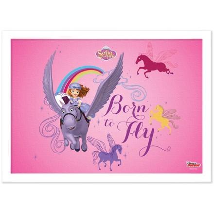Γεννημένος να πετάς, Σοφία η πριγκίπισσα!