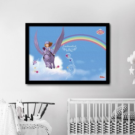 Enchanted wings,Sofia the First!