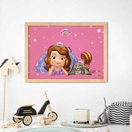 Σοφία η πριγκίπισσα και ο σκίουρος!