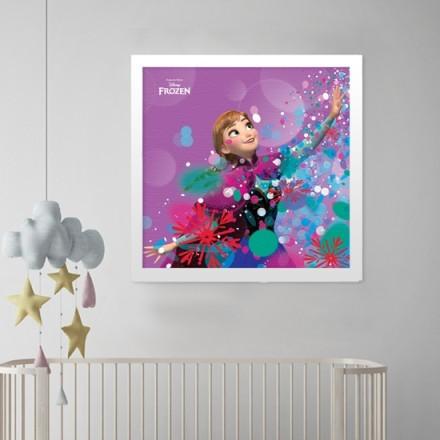Happy Anna, Frozen