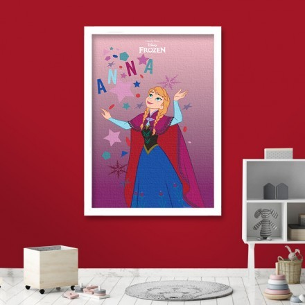 Anna, Frozen!