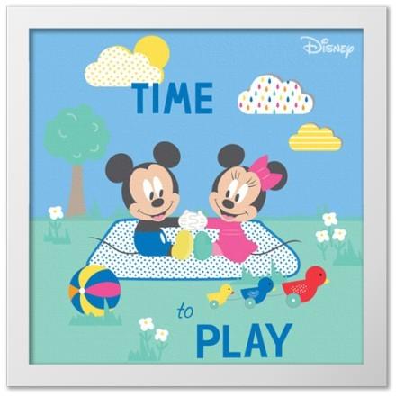 Ώρα να παίξεις με τον Mickey Mouse & Minnie Mouse