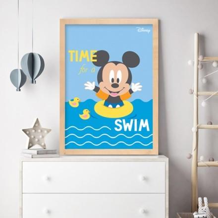 Ώρα για να κολυμπήσεις με τον Mickey!