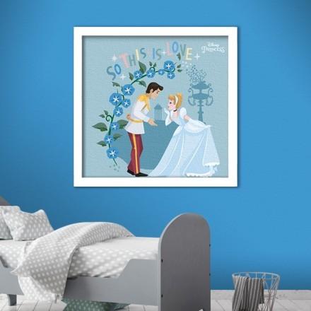 So this is love, Princess Cinderella!