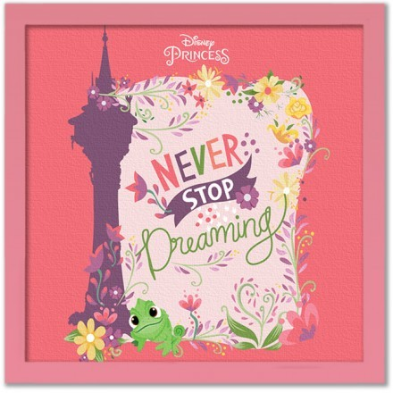 Μη σταματάς να ονειρεύεσαι, Πριγκίπισσες!