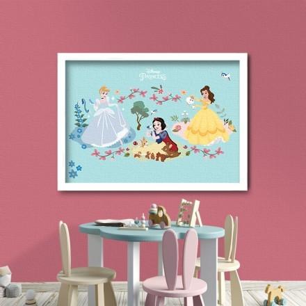 Οι τρεις χαριτωμένες Πριγκίπισσες!