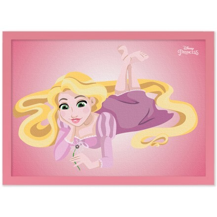 Princess Rapounzel!