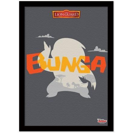 Bunga, Lion Guard!