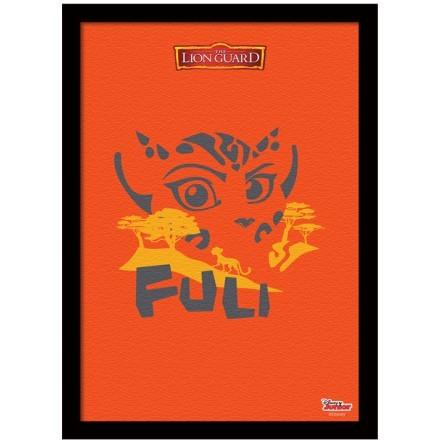 Fuli, The Lion Guard!
