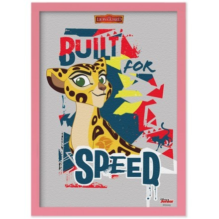 Buit for speed,The Lion Guard